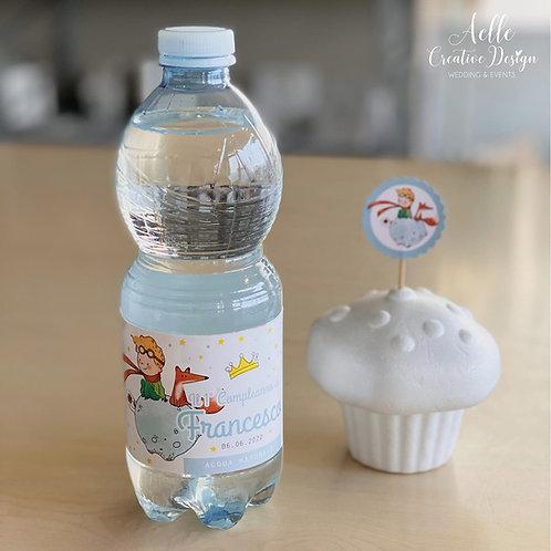 Etichetta per Acqua