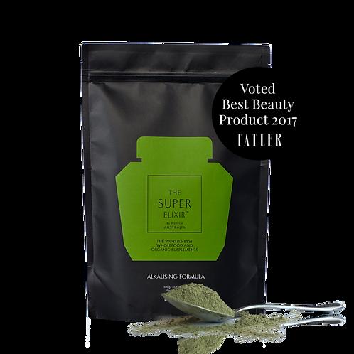 The Super Elixir - Alakalising Greens Refill 350g
