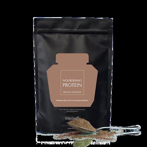 Nourishing Protein Chocolate - Refill 300g