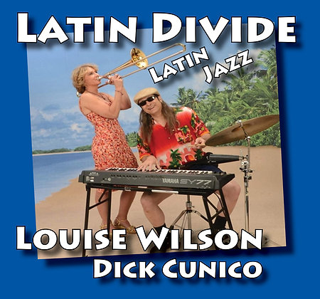 Latin Divide CD - Includes Shipping