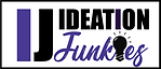 Ideation Junkies Logo Vector white squar