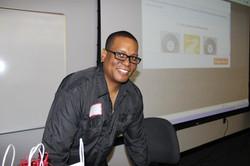 Reggie Cason of B.C.G.C. & Rimshot