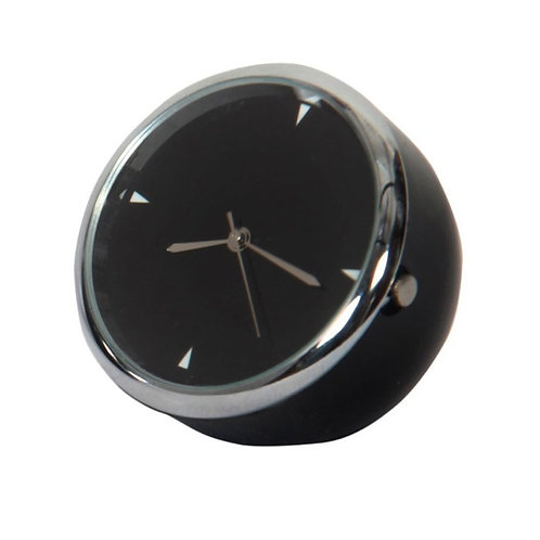 Table Clock Mini Round