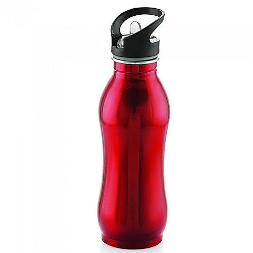 Steel Curved Water Bottle