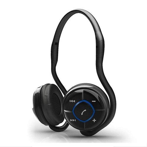 Portronics Muffs Headset BSH10 Black