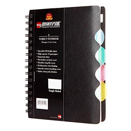Bilt Matrix Notebook