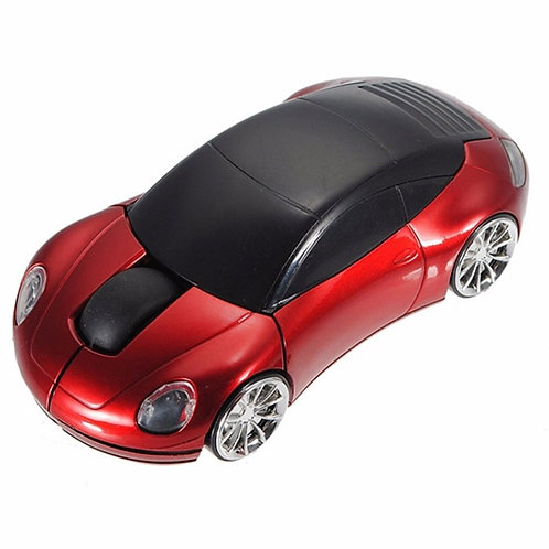Car Shape Mouse