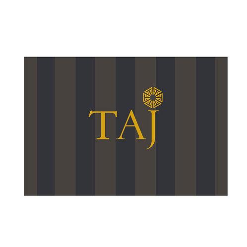 Taj Experiences E-Gift Card