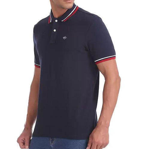 Arrow Polo Neck T-Shirt