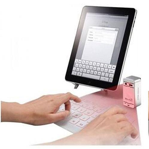 Merlin Laser Keyboard