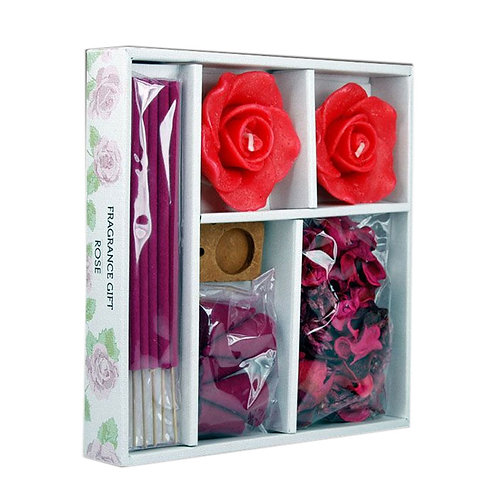Iris Rose Fragrance Gift Set