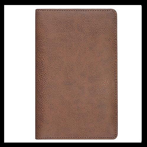 Aristocrat RFID Blocking Brown Passport Holder