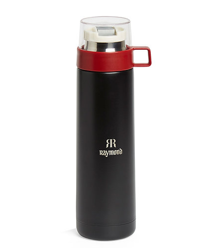 Gothic Stainless Steel Hot & Cold Flask