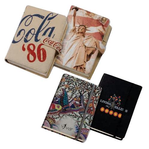 Full Color Printed PU Diaries