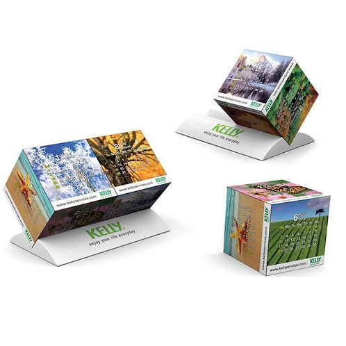 Duo Cube Calendar