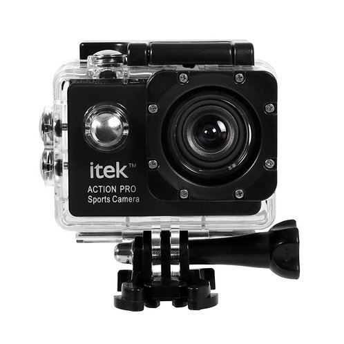 Itek Action Waterproof 1080P Camera