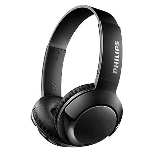 Philips SHB3075BK Wireless On-Ear Headphones