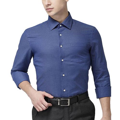 Arrow Men Blue Slim Fit Shirt