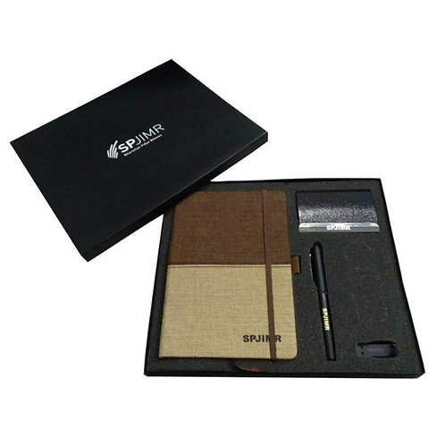 Diary, Card holder, Pen and Pen holder