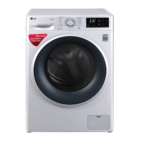LG 7Kg Fully Automatic Front Loading Washing Machine