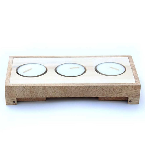 Candles Folding Table