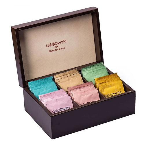 Goodwyn Tea Alluring Chest 60 Tea Bag