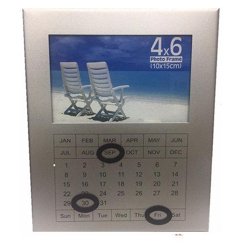 Frame with Calendar