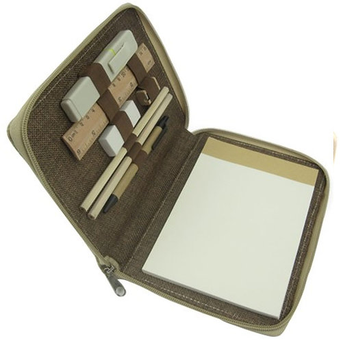 Eco Friendly 9 in 1 Stationery Set
