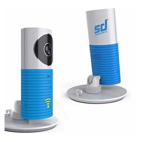Cleverdog World's Smartest Plug & Play Wireless WiFi IP P2P CCTV Camera