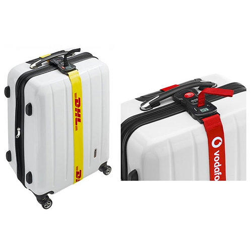 Luggage Strap With Digital Scale - SMLB-3101