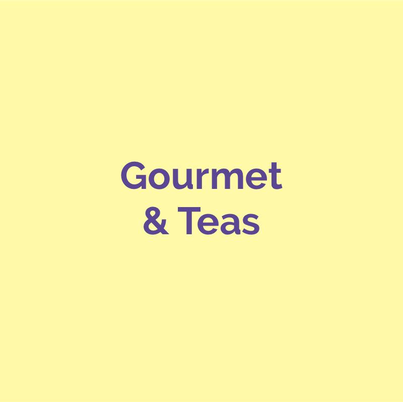 Gourmet & Teas Gift Sets