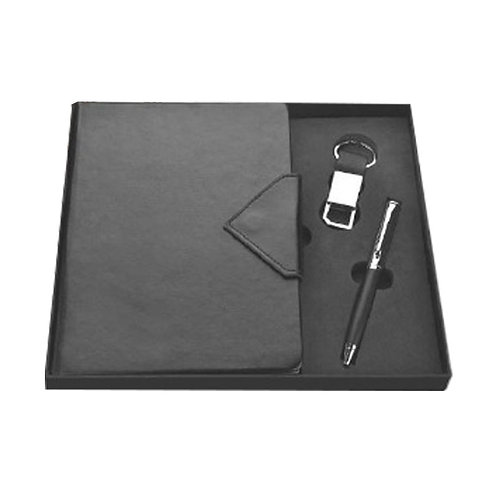 Cuento 3 In 1 A5 Diary, Pen & Keychain