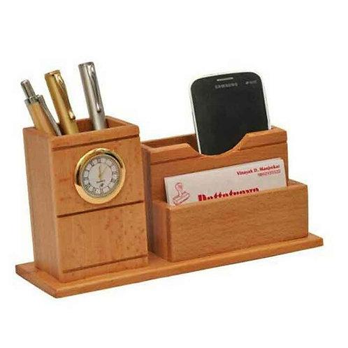 Wooden Multi Item Holder