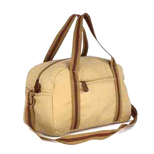 Canvas Traveling Duffel Bag