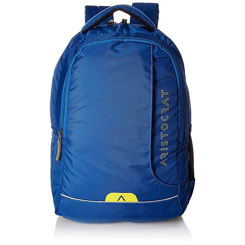 Aristocrat Blue Laptop Backpack