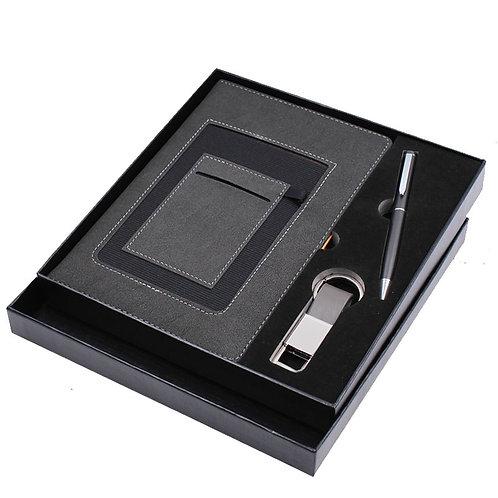 3pcs Black Gift Set