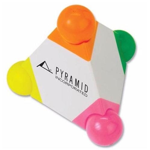 Pyramid Shaped Highlighter
