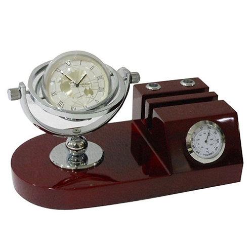 Desktop Globe Clock