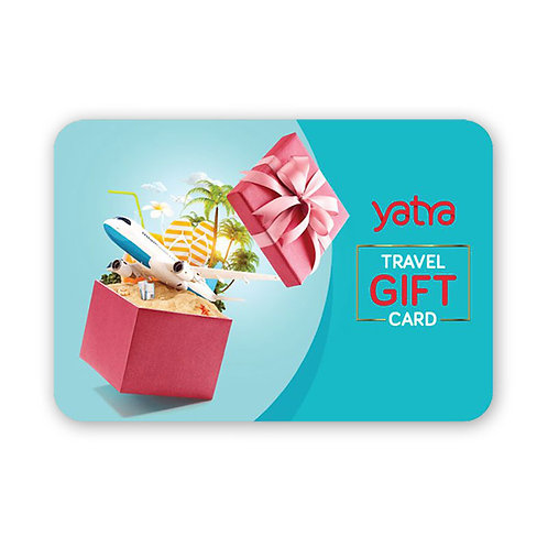 Yatra Travel Gift Card