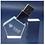 Thumbnail: Crystal Pentagon Pen Drive