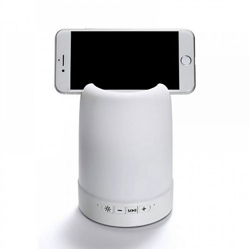 Q6 Bluetooth Speaker with Mobile & Pen Stand