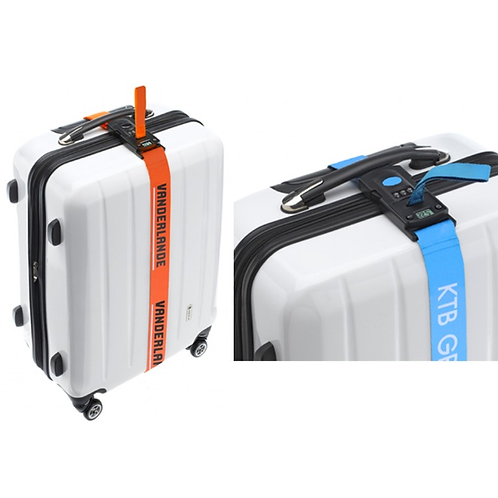Luggage-Strap With Digital Scale SMLB-2102