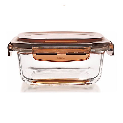 Cello Prego Komax Veneto Square Container with Lid