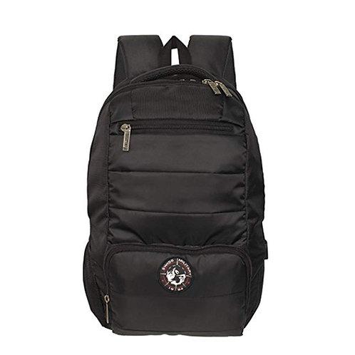Swiss Military 25L Black Casual Backpack