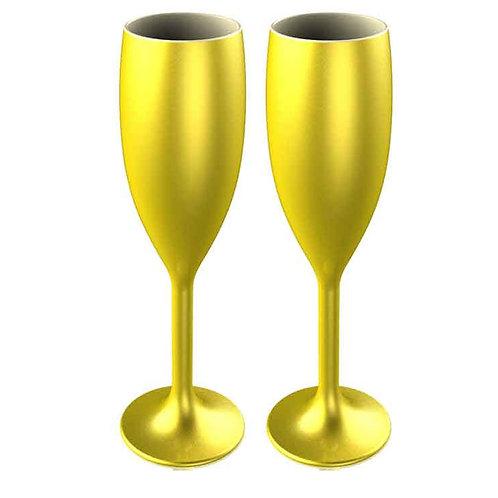Metallic - Premium Wine & Champagne Flute