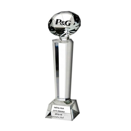 Crystal  Trophy 101