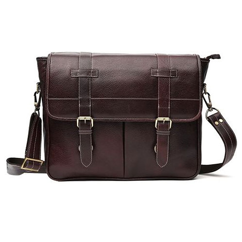 WildHorn Leather Laptop Messenger Bag