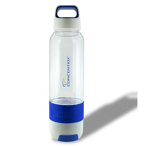 H2Go Bottle with Cooling Towel & Mobile Stand