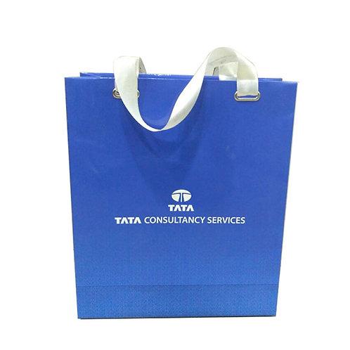 Premium Matte Laminated Paper Bag