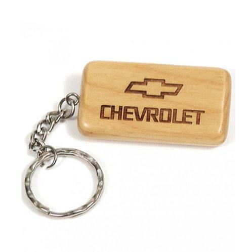 Wooden Keychain W4
